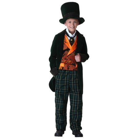 Mad Hatter Costume Toddler (Child Deluxe Mad Hatter)