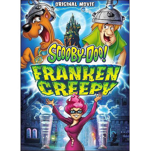 Scooby-Doo!: Frankencreepy (Widescreen)