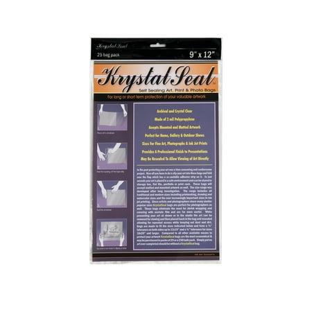 Krystal Seal Bags, 9
