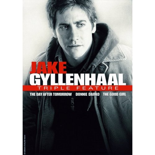 Jake Gyllenhaal Triple Feature: Donnie Darko / The Good Girl / The Day After Tomorrow