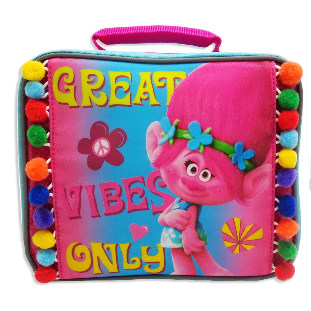 Dreamworks Trolls Rectangular Lunch Bag