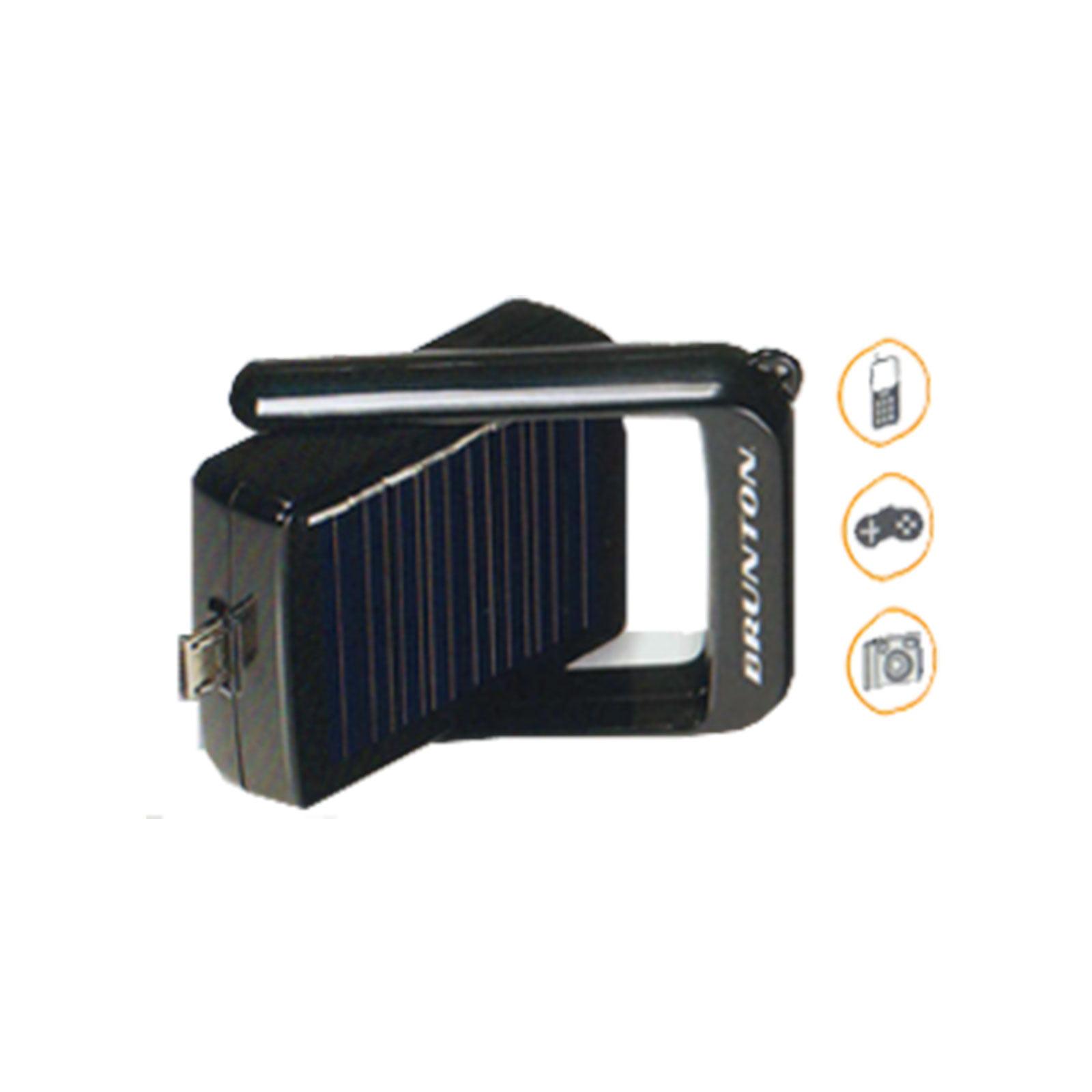 Brunton Outdoor FBUMP-USB Bump Power Pack 550mah Rechargeable Battery W  Solar by BRUNTON OUTDOOR INC