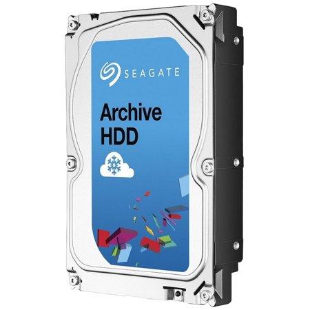 Seagate Archive St8000as0002 8 Tb 3 5  Internal Hard Drive   Sata   5900   128 Mb Buffer