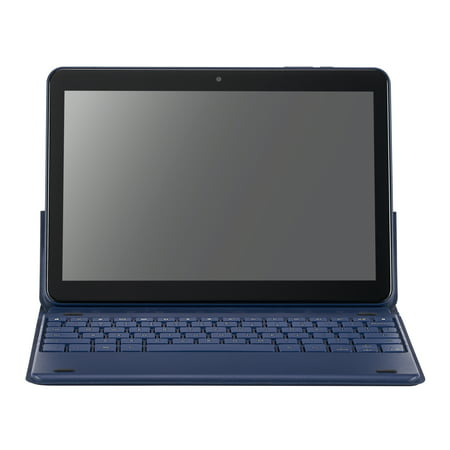 "Refurbished onn. ONA19TB007 10.1"" Android Tablet with Detachable Keyboard, 2GB RAM, 16GB, 1.3GHz quad core"
