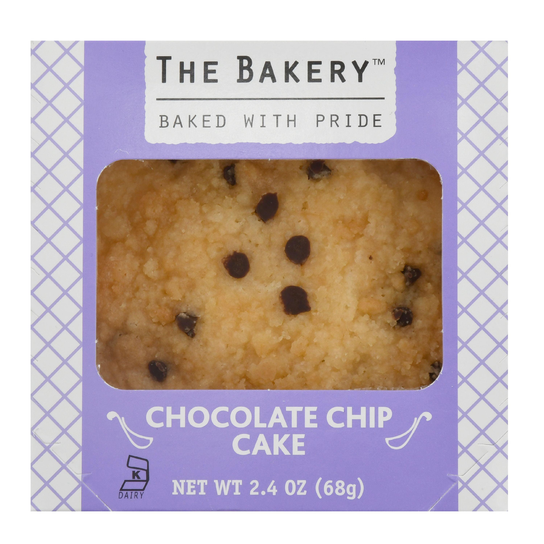 The Bakery Chocolate Chip Cake, 2.4 oz