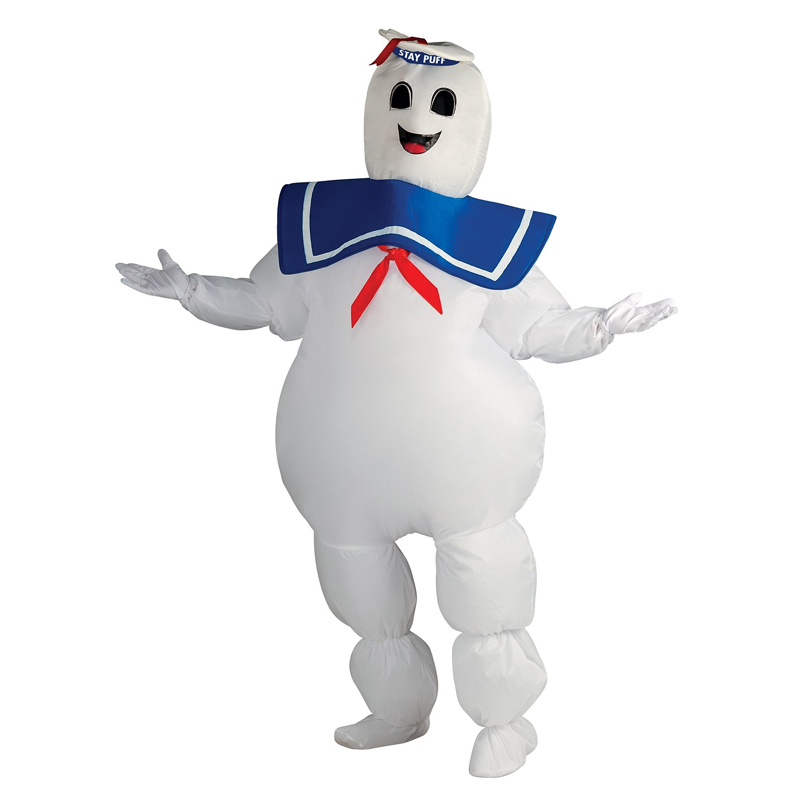 Ghostbusters Inflatable Stay Puft Marshmallow Adult Standard