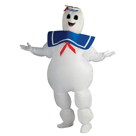Ghostbusters Inflatable Stay Puft Marshmallow Adult - Women Ghostbusters