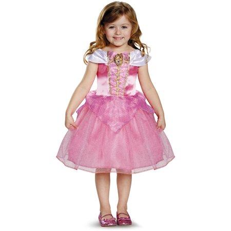 - Aurora Sleeping Beauty Disney Toddler Classic Toddlers Costume Dress