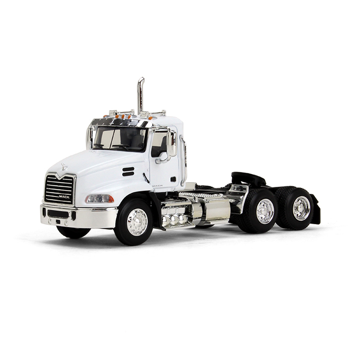 Firstgear Mack Pinnacle Day Cab White 1/64 Diecast Model by First Gear