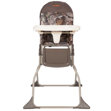 Cosco Simple Fold Full Size High Chair With Adjustable