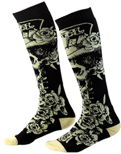 ONeal PRO MX Adult Sock RIDE Black//Blue One Size