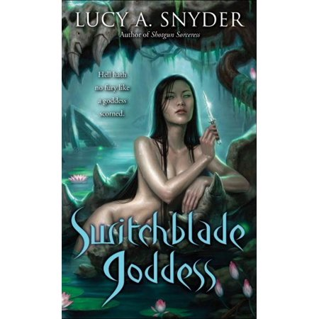 Switchblade Goddess - eBook
