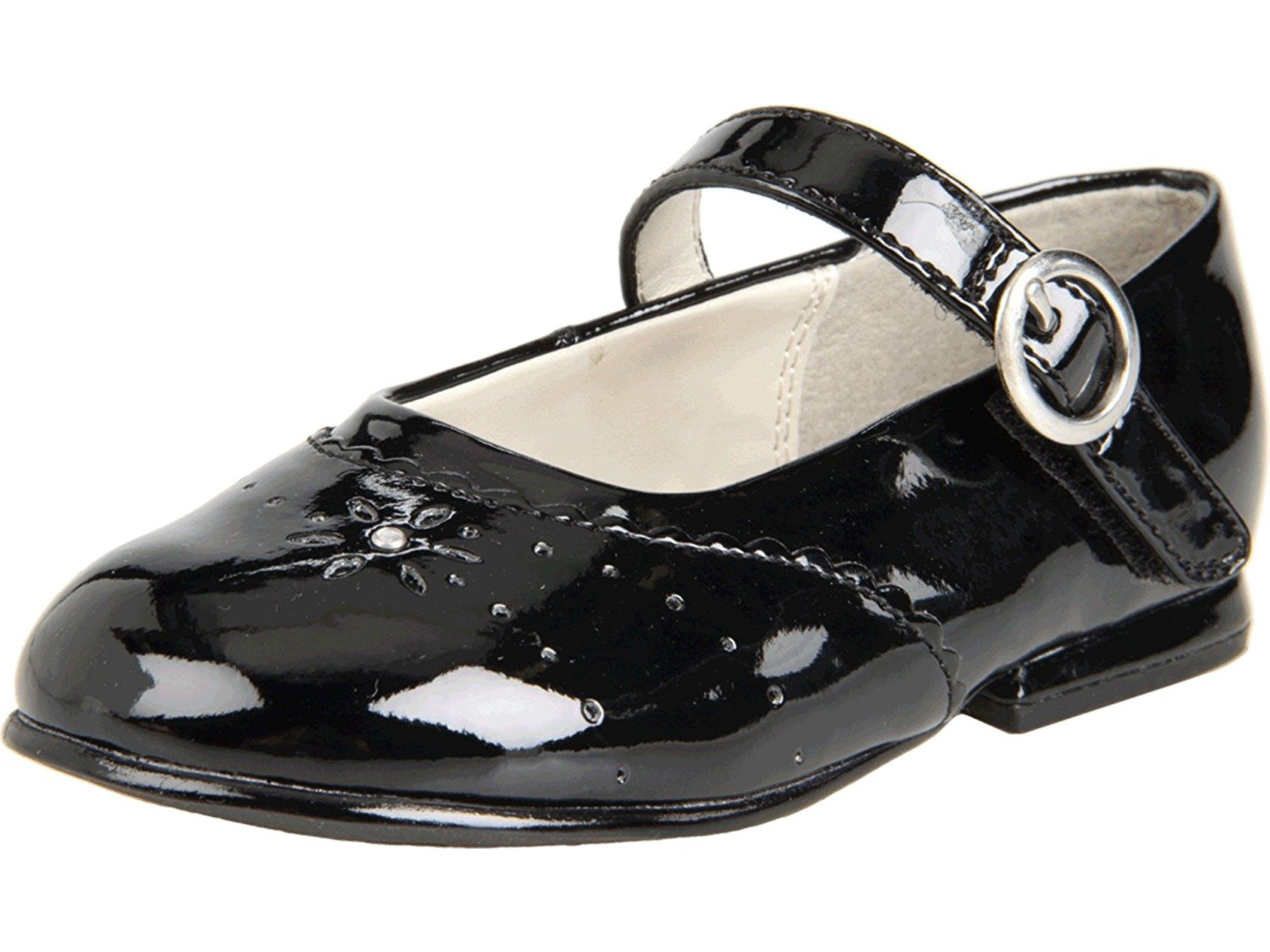 Stride Rite Girls Camila Mary Jane Flats by Stride Rite