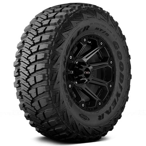 Goodyear Wrangler Mt R W Kevlar 31X10 50R15 6 Tire 109Q