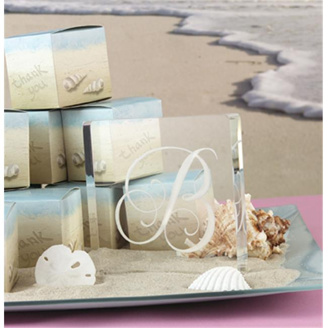 Hortense B.  Hewitt 70555 Seaside Jewels Favor Boxes