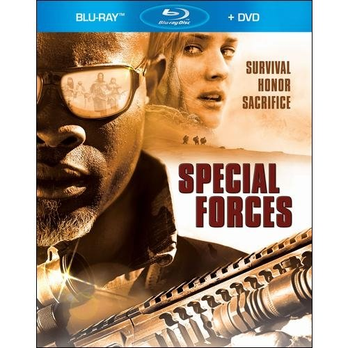 Special Forces (Blu-ray + DVD) (Widescreen)