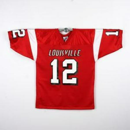 buy online 0c934 d9af0 Louisville Cardinals Football Jersey - Youth