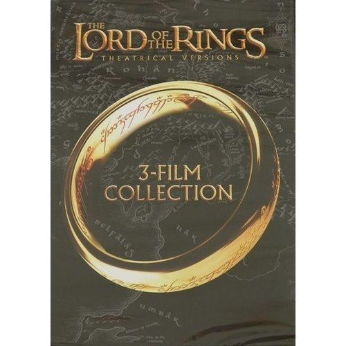 Lord Of The Rings Original Motion Picture Trilogy (DVD + Digital With UltraViolet) (With INSTAWATCH) by TIME WARNER