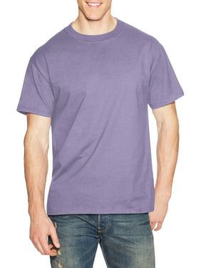 8b47170de746e Product Image Hanes Men s Beefy-T Crew Neck Short Sleeve T-Shirt