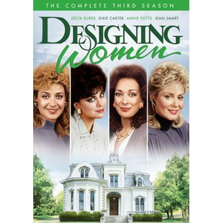 Designing Women: The Complete Third Season (DVD)