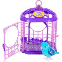 Little Live Pets Llp S6 Bird W Cage