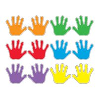 TREND enterprises, Inc. Handprints Classic Accents  Variety Pack