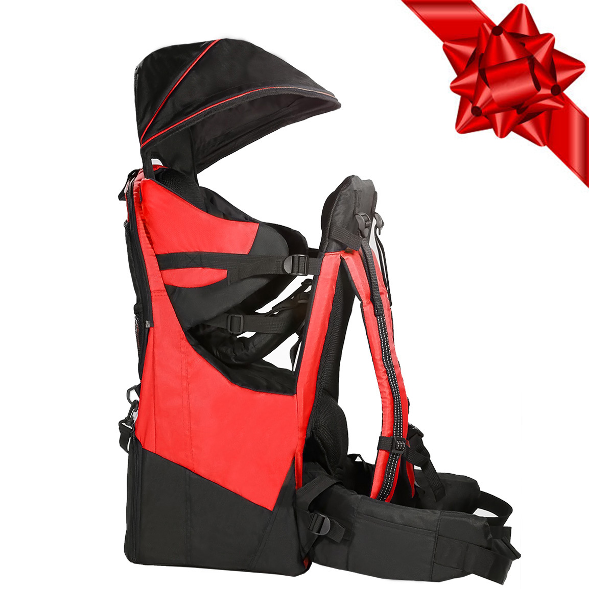 Clevr Deluxe Baby Backpack Cross Country Lightweight Carr...