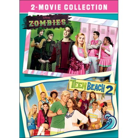 Teen Beach Movie 2 / Zombies 2-Movie Collection (DVD) - Halloween Rob Zombie Full Movie