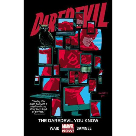 Daredevil 3: The Daredevil You Know by