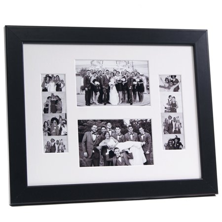 CreativePF- Wedding Photo Booth Frame - Holds 1- 2x6 with Mat to ...
