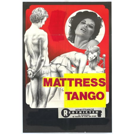 Mattress Tango POSTER Movie (27x40)