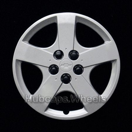OEM Genuine Hubcap for Chevy Cavalier 2003-2005 - Professionally Refinished Like New - 15in Replacement Single Wheel