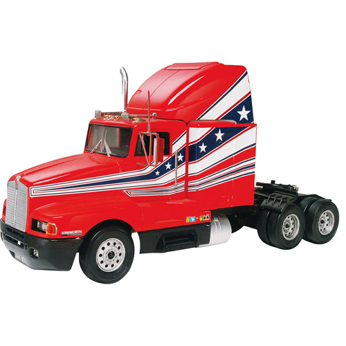 851958 1/32 Snap Kenworth T600 Multi-Colored