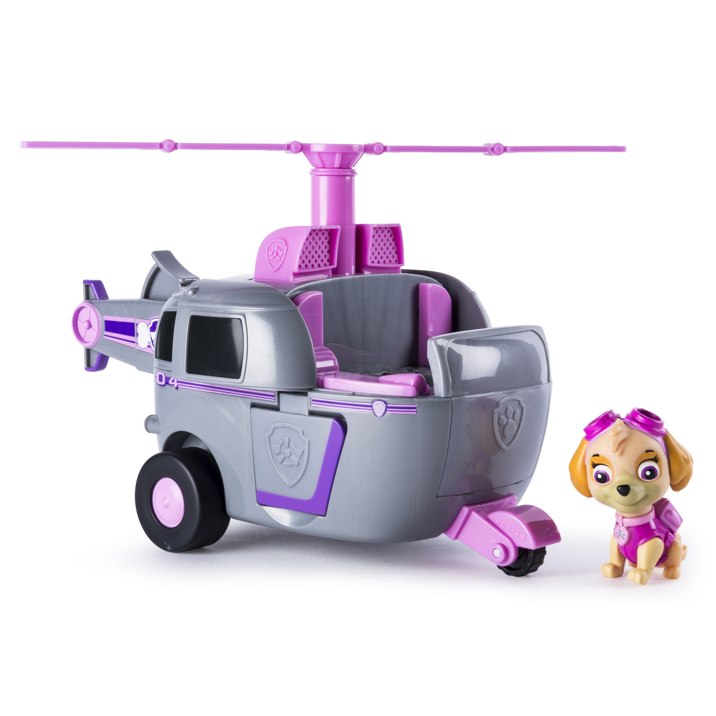 <p>Paw Patrol - Skye's Deluxe Helicopter</p>