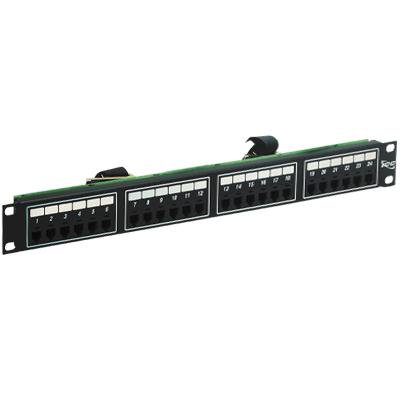 ICC  PATCH PANEL 24PT TELCO 6P4C (Telco Panel)
