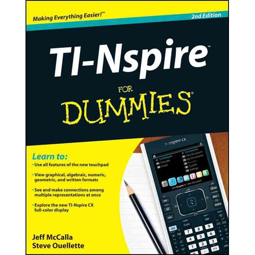 TI-Nspire for Dummies