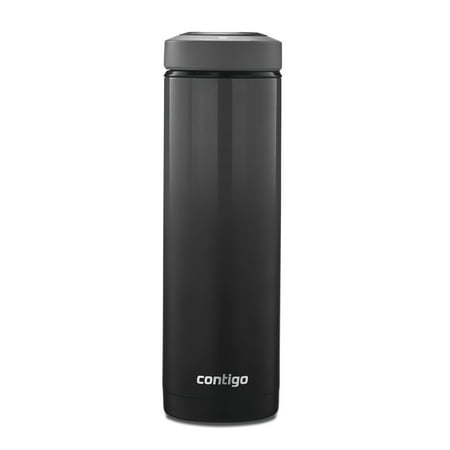 - Contigo Evoke Thermalock Vacuum Insulated 24 Ounce Stainless Steel Licorice Water Bottle