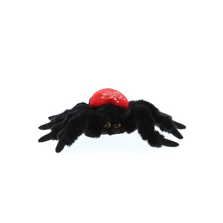 Super Soft Plush Dollibu Black Spider I Love You Valentines