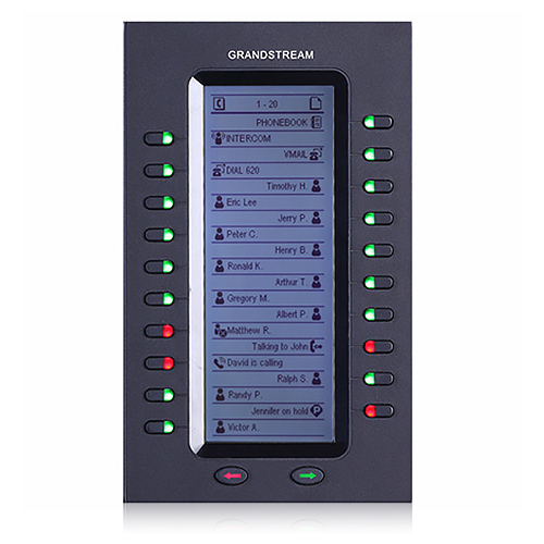 """Grandstream GXP200EXT Expansion Module"""