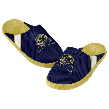 Pitt Panthers Sports - Pitt University Panthers Slippers Jersey Slide House Shoes