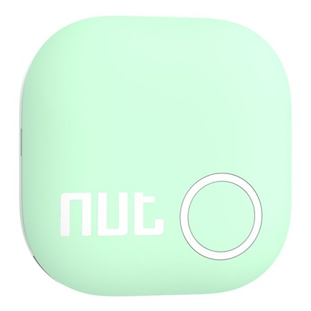 nut 2 Smart Tracker Mini Finder Wireless BT Tag Tracker Tracking Reminder Anti-lost Alarm GPS Locator for Child Key Wallet for Android iPhone iPad (Gps Locator App For Android And Iphone)