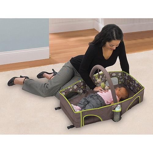 Summer Infant - Deluxe Infant Travel Bed - Walmart.com