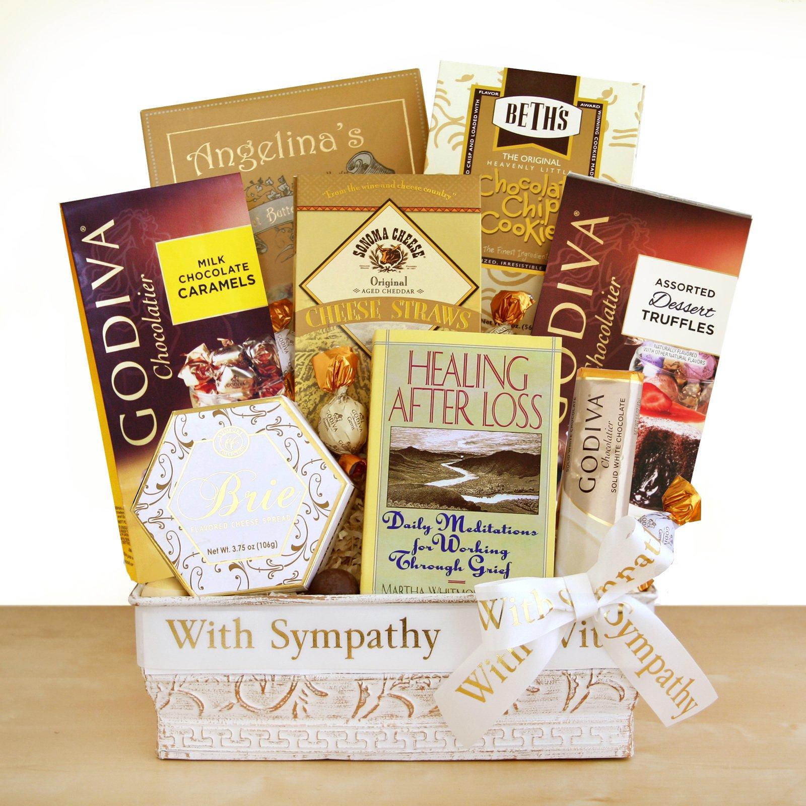 Healing & Hope Sympathy Gift Basket