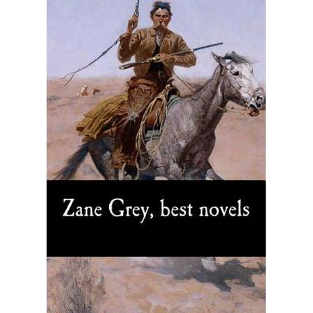 Zane Grey, Best Novels