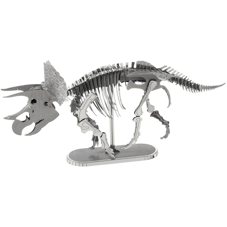 Metal Earth 3D Laser-Cut Model, Triceratops