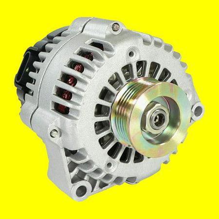 DB Electrical HO-8247-160 New Alternator For High Output 160 Amp 4.3L 4.8L 5.3L 6.0L Chevy C K Truck 00 01 02, 6.6L 8.1L 01 02, 4.8L 5.3L Tahoe 00 01 02, 6.0L Gmc Yukon 01 02, 4.8L 5.3L 00 01 02 8247