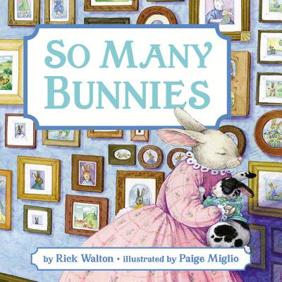 So Many Bunnies a Bedtime ABC and counti (Board Book)