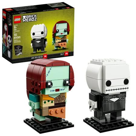 LEGO BrickHeadz Jack Skellington & Sally - Jack Skellington Cosplay