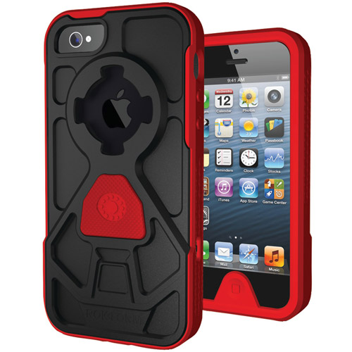 RokShield 480845 iPhone 5 Mountable Case with Bonus Car Mount by Rokform