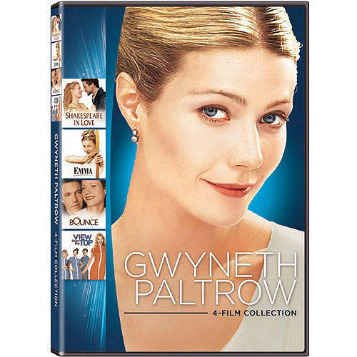 Gwyneth Paltrow Collection: Shakespeare In Love   Emma   Bounce   View From The Top by Trimark Home Video